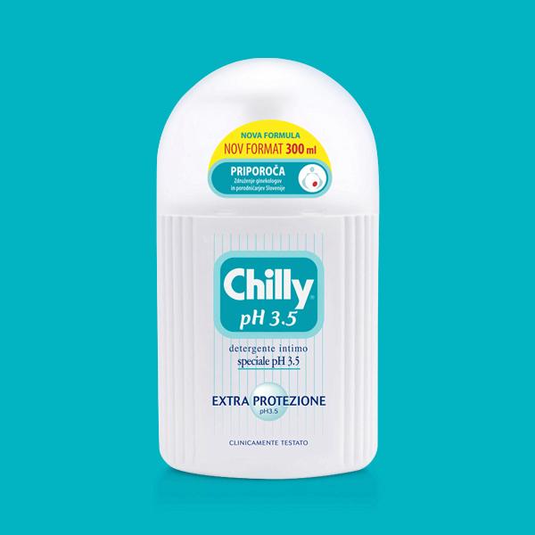 Chilly pH 3.5 tekoče milo milo