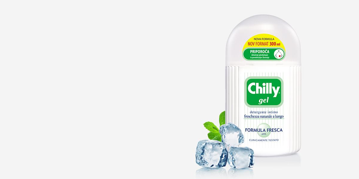 Chilly - milo gel
